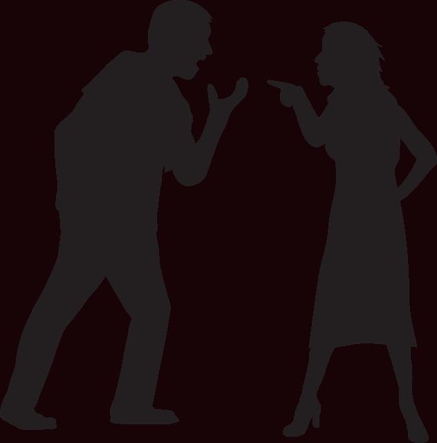 мъж и жена