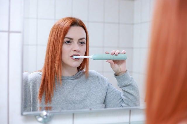 Електрическа четка за зъби проблеми
