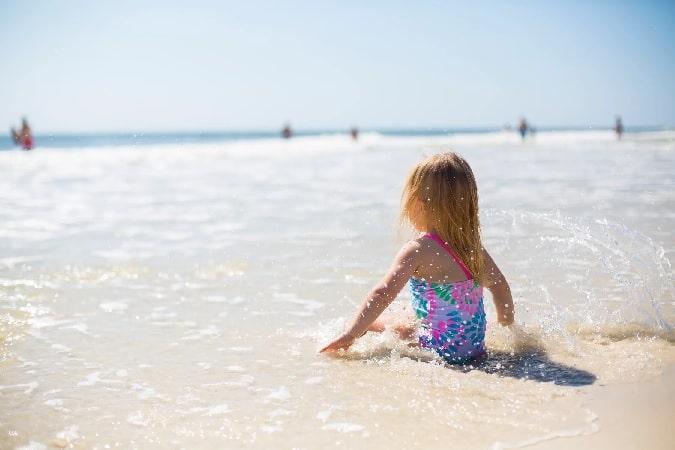 Игри за плажа и морето