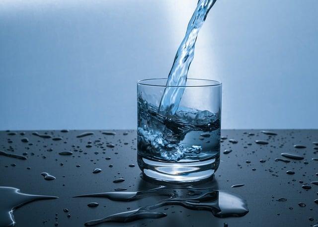 прием на вода през деня