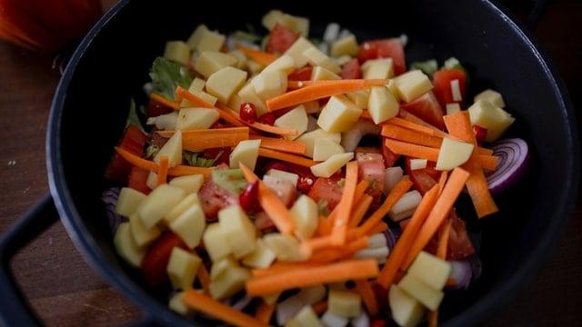 витамини в плодове и зеленчуци