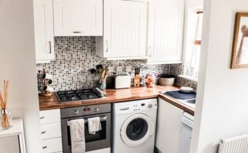 идеи за малка кухня