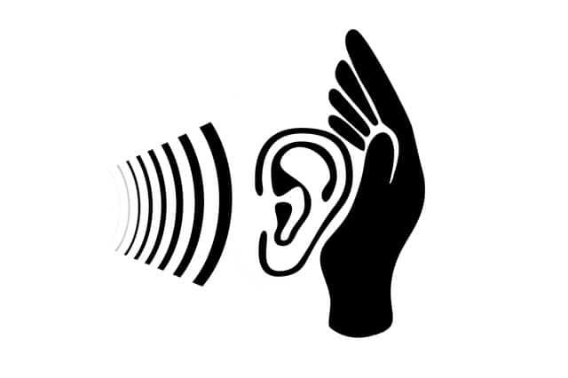 подслушване