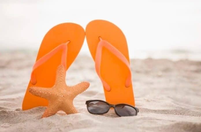 Обувки за плаж